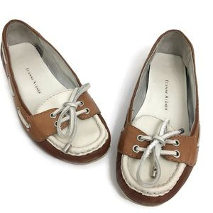 Eitenne Aigner Boat Shoes